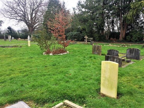 Commonwealth War Graves, Sissinghurst