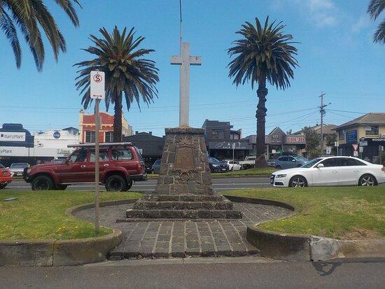 Mordialloc War Memorial