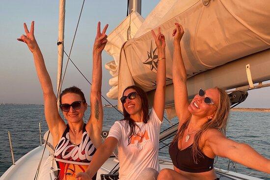 Kristine Lux Sailing
