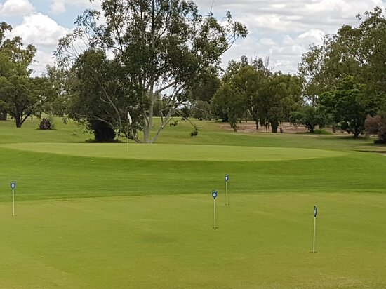 The Goondiwindi Golf Course