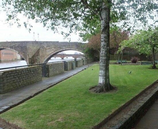 Ramsay Memorial Garden