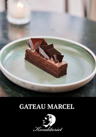 Gateau Marcel