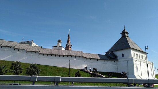 Kazan, Russia: Казань.