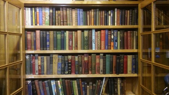 Collection of 147 editions of Tom Brown's Schooldays