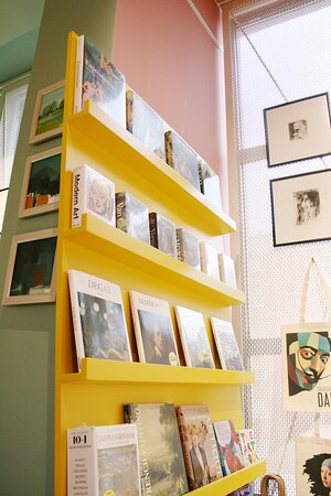 Monet Art and Books
