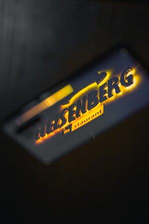 Abu Dhabi, United Arab Emirates: Heisenberg