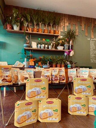 Italian brands biscuits