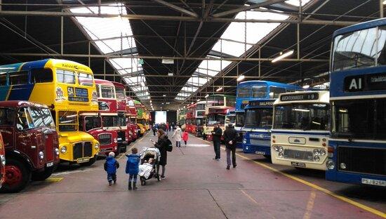 GVVT Bridgeton Bus Garage
