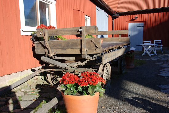 Fikavagnen har varit med sedan starten 1997