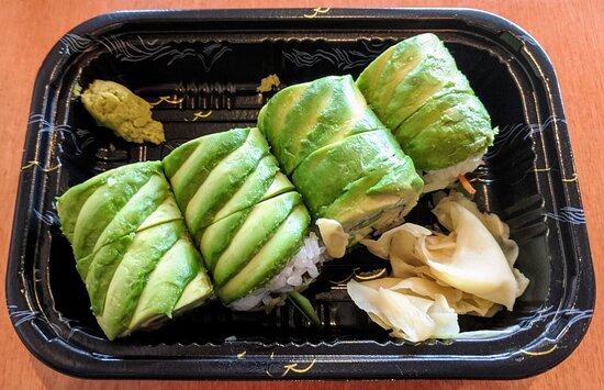 Yama's Green Roll