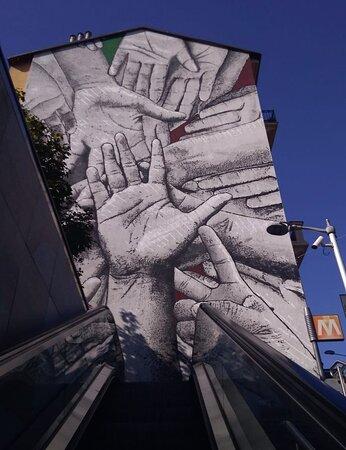 Turin, Italy: Street Art 4