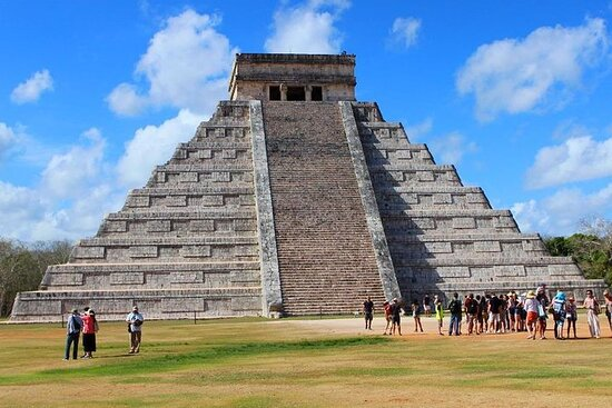 Chichen Itza-tur Avgang fra Cancun
