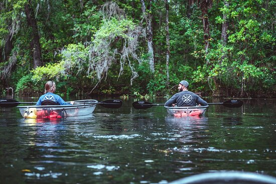 Get Up And Go Kayaking - Silver Springs