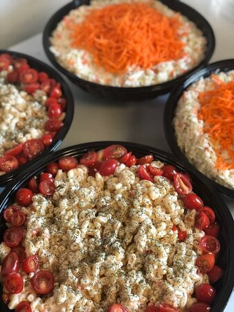 CATERED SALADS