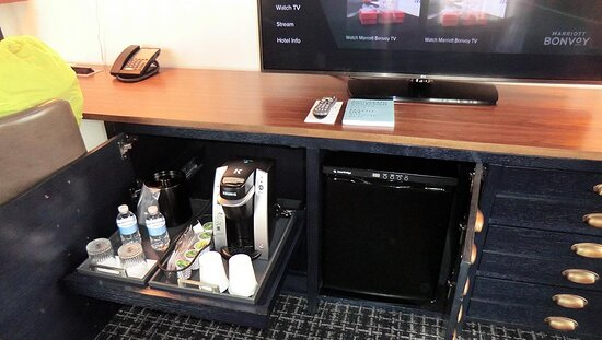 amenities included in room