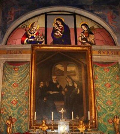 Chiesa di Santi Benedetto e Scolastica