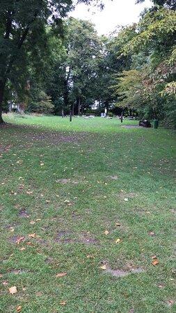 Herose-Park - mestský park -  Herosé Park