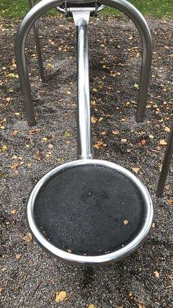 Spielplatz Herose-Park - detské ihrisko