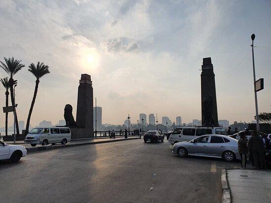 Qasr El Nil Bridge