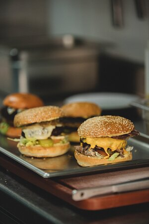 Plan Les Ouates, Suisse : Burgers