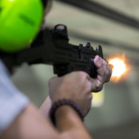 Machine Gun rentals