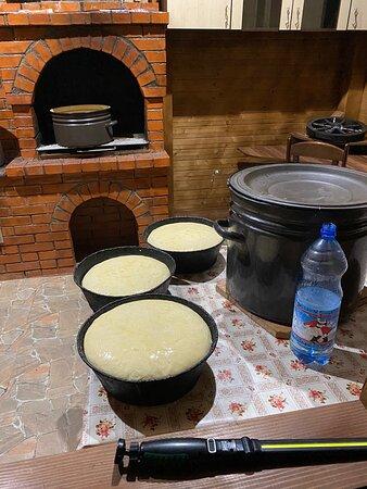 Vadu Izei, Rumania: Pane fatto in casa...