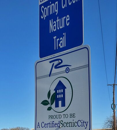 Spring Creek Forest Preserve Nature Trail