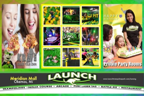 Launch Entertainment Park