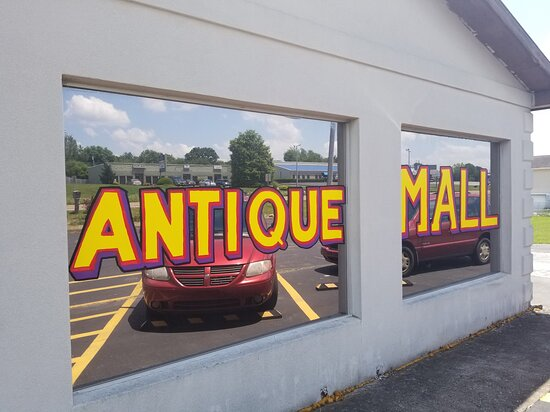 ‪Hot Spot Antique Mall‬