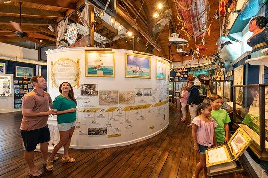 Sails to Rails Museum Key West
