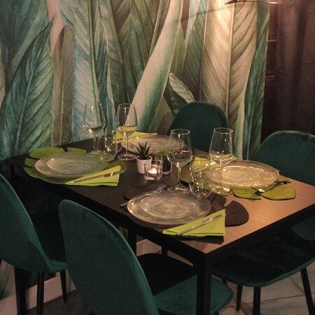 Table cocooning du Thym Te Voilà APT