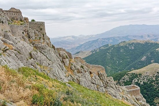 Babk is a fort located at the top of a mountain close to Kaleybar City in East Azerbaijan Province
