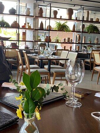 Lugar agradável, drinks, cômoda e sobremesa deliciosos!
