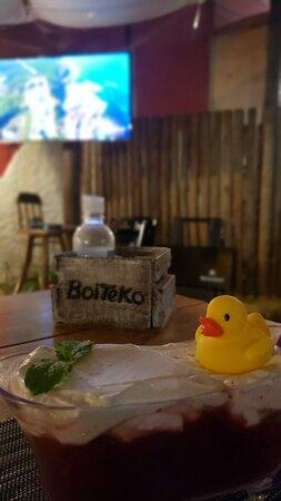 Drink De Boa na Banheira!