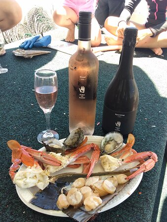 PRIVATE CHARTER : Ocean to Plate - A Taste of the Seafood Frontier: delicious