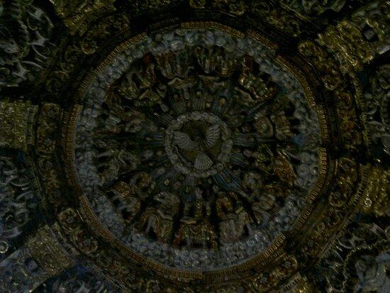 Souvenirs de mes Voyages --- Mexique -- Etat de Tlaxcala -- La superbe basilique de la ville à ne pas rater si vous êtes dans cette région -- Un véritable joyau 21.01.07