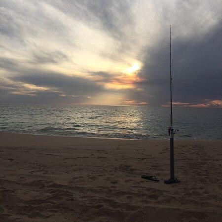Preston Beach, Australia: Another magnificent sunset