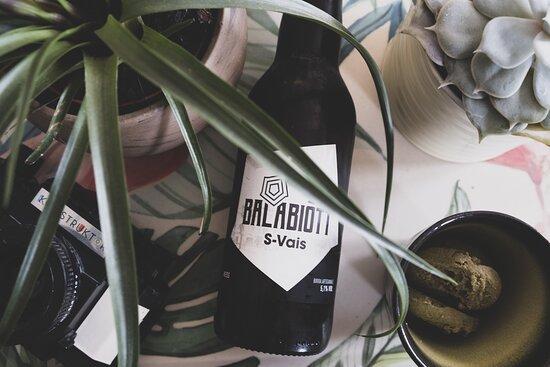Birra artigianale ossolana Balabiott - S-Vais