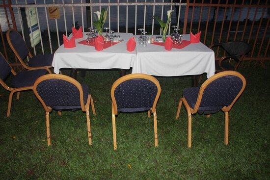 twin room - Picture of Delta Resort Hotel, Kibuye - Tripadvisor