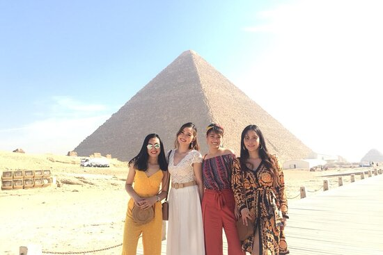 Vacations in Egypt