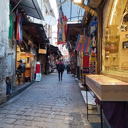 Συρία: A tour of the old lanes of Damascus. I am a fan of old Damascus