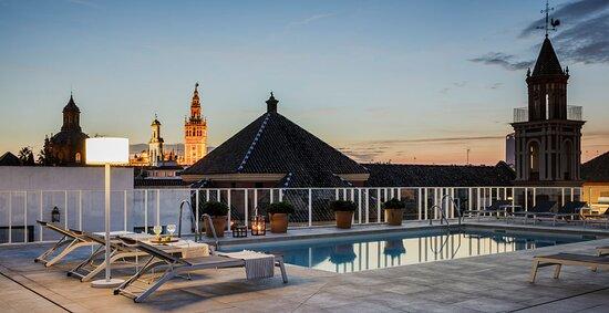 Hotel Fernando III, hoteles en Sevilla