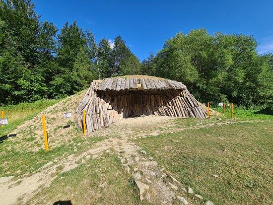 Plenerowe Muzeum Wypalu Wegla Drzewnego