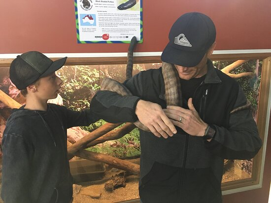 Serpentarium Wildlife Park Tasmania