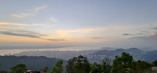 Penang Hill Funicular Ticket: View 2