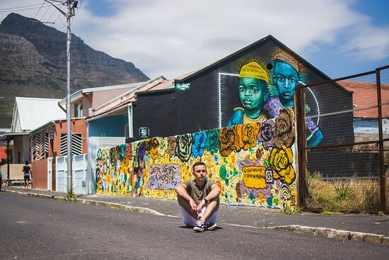 Cape Town Photograffity