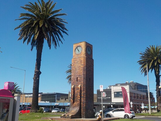 Dave White Memorial Clock Tower