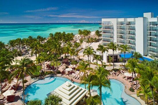 5 Days Into My Vacation And Still Getting Annoyed Review Of Aruba Marriott Resort Stellaris Casino Palm Eagle Beach Aruba Tripadvisor