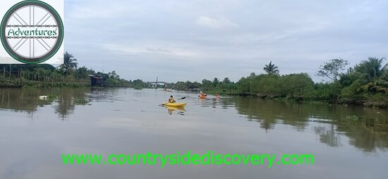Experience the real Mekong Delta by bike, boat, and kayak. Great Experience for Family. www.countrysidediscovery.com