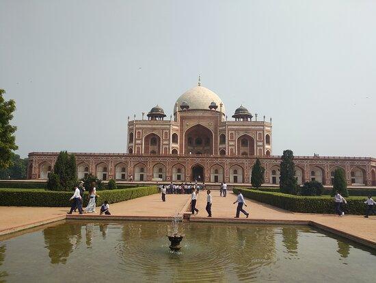 Delhi City Tour: Гробница Хумаюна